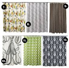 Stylish Shower Curtains Roundup 20 Stylish Shower Curtains For Show Stopping Bathrooms