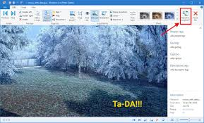 how to remove date stamps from photos in windows 7 8 and 10