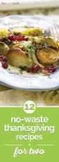 thanksgiving peeps 12 no waste thanksgiving recipes for two thegoodstuff