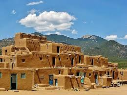 28 pueblo adobe homes native american project thinglink