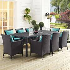 patio dinning table plastic outdoor dining tables for less overstock com