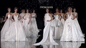 robe de mari e pronovias pronovias fashion show 2017