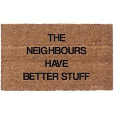Wipe Your Paws Coir Doormat Funny Doormats Home Entrance Mats Residential Canada Mats