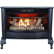 free standing gas fireplace efficient u2014 kelly home decor focal
