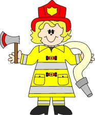 child fire fighter hat craft