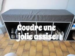 fabriquer coussin canapé couture faire une assise de banc ou de meuble avec de la