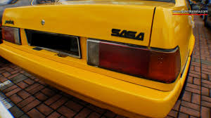 kereta mitsubishi lama proton saga sedan kuning gallery photos and video galeri kereta