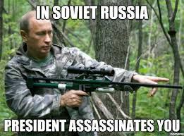 In Soviet Russia Meme - in soviet russia weknowmemes