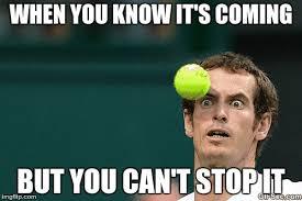 Tennis Memes - tennis ball imgflip
