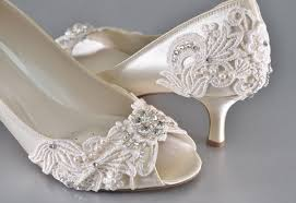 wedding shoes low heel ivory woman s low heel wedding shoes woman s vintage wedding lace peep