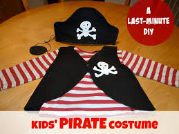 Apple Halloween Costume Baby Pirate Costume Kids Minute Diy