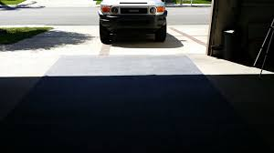 Garage Floor Snow Containment by Inviting Illustration Can Put Garage Floor Mat Epoxy Floor