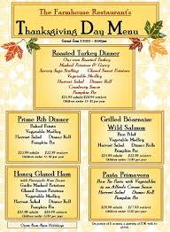 calendar farmhouse restaurant