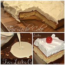 tres leche cake hugs and cookies xoxo