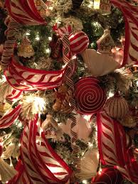 peppermint christmas tree christmas pinterest candy canes