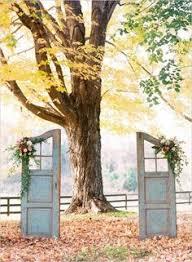 wedding arch using doors wedding arch with doors mcandrews wedding wedding