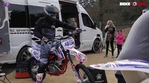 scott motocross gear exclusive a day in the life of motogp s scott redding