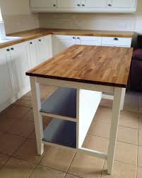 stenstorp kitchen island fully assembled and oiled my stenstorp kitchen island yey