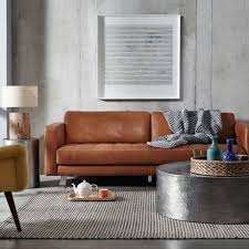 Leather Lounger Sofa 20 Best Leather Lounge Sofas