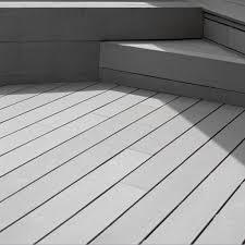 photo terrasse composite lame de terrasse composite gris 2800x140x22