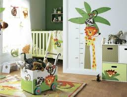 chambre jungle b decoration chambre bebe jungle inspirations avec enchanteur chambre