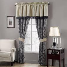 Valances For Living Room Windows by Buy Indigo Window Valance From Bed Bath U0026 Beyond