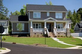 craftsman design homes the mayberry home plan craftsman design in baxter flickr