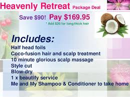 cleveland hair salon beautify exclusive package deals