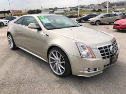2014 cadillac cts performance used one owner 2014 cadillac cts 2dr cpe performance rwd