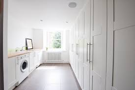 Ikea Laundry Room Storage Ikea Laundry Laundry Room Contemporary With White White White