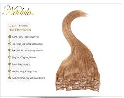 Good Hair Extension Brands Clip In by Nadula Best Indian Human Straight Clip In Hair Extensions For Thin
