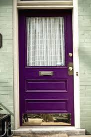 front doors excellent dark purple front door for your home dark