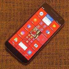 my u201cmicrosoft edition android phone u201d windows 10 mobile vs