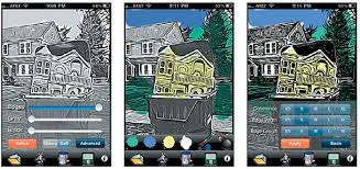 photo editing experiments with iphone apps toon looks graphics com
