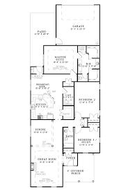 narrow floor plans floor plans for narrow lots home design plans