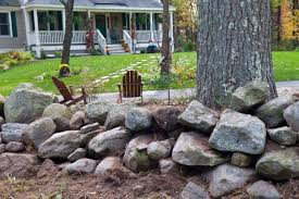 home decor rock landscaping ideas for front yard small backyard