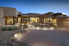 Southwestern Homes Morgan Southwest Contemporary Architecture Soloway Designs