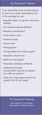 wedding planner pricing how to save 1 900 on a st cruise ship wedding