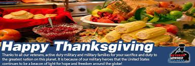 happy thanksgiving thank you veteran owned businesses news