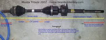 where does mazda come from home beardeddonkey howto remove driver side drive axle from