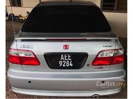2000 honda civic sedan honda civic 2000 vti 1 6 in selangor automatic sedan silver for rm