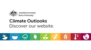 bureau of metereology climate outlooks discover our website