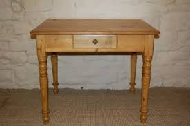 Pine Side Table Antique Pine Desk Table Computer Table Side Table 192712