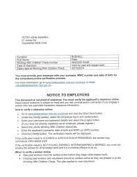 Hr Generalist Resume Sample by Working With Children Check