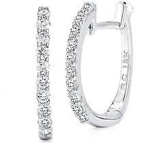 baby hoop earrings baby diamond hoop earrings roberto coin earrings