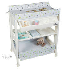 Baby Change Table And Bath Baby Changing Tables Units With Bath Ebay
