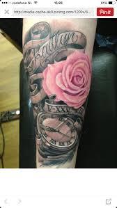 date of birth tattoo 35 best new tattoo ideas u003c3 images on pinterest pocket watch
