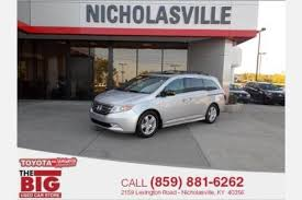 2013 honda odyssey gas mileage used honda odyssey for sale in louisville ky edmunds