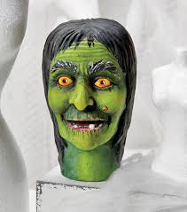 scary witch head halloween decorations joann