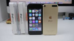 ipod touch 6th generation unboxing and setup youtube